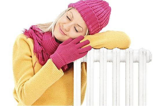 radiatorsko ogrevanje